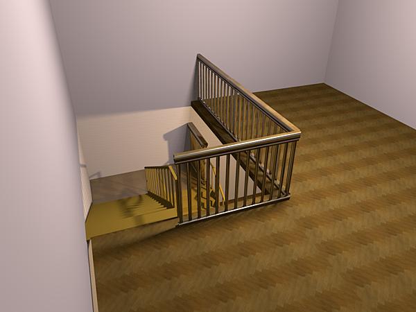 Sweet Home 3D 6分鐘樓梯及二樓的製作(1200x900)-2.png