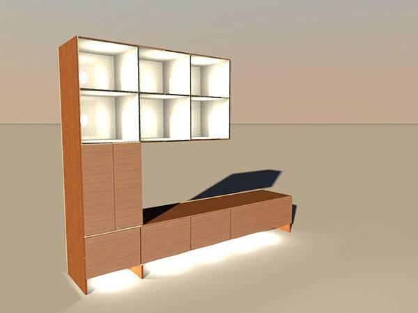 Sweet Home 3D高中矮櫃製作-左立面圖.jpg