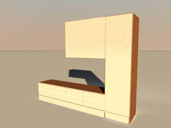 Sweet Home 3D高中矮櫃製作-左後立面圖.jpg