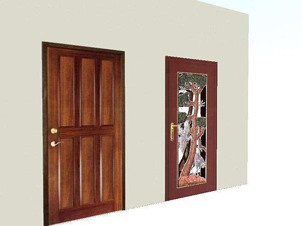 木門及藝術門