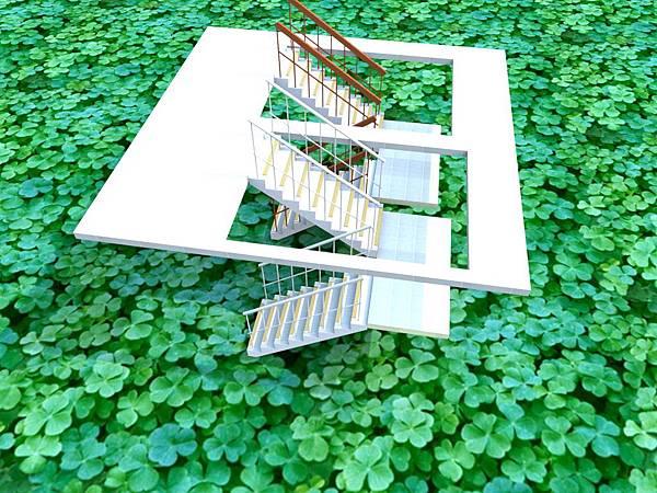 樓梯踏步的製作-2