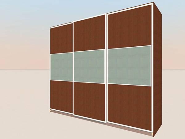 櫥櫃施工圖的製作-3