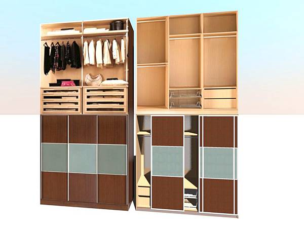 櫥櫃施工圖的製作-4