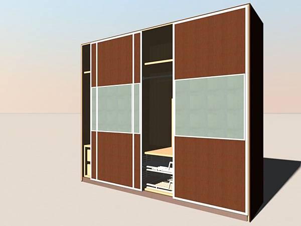櫥櫃施工圖的製作-1