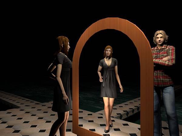 水面上不同形狀鏡子的製作02