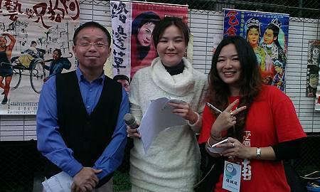 三重社大口才班學生主持成果展節目