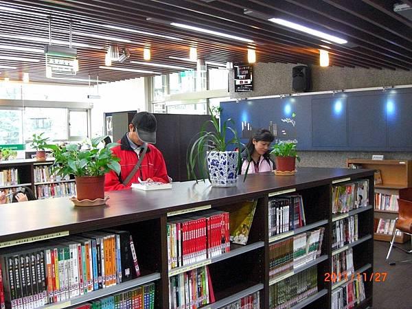 民國100.11.27新北市立圖書館樹林樂山閱覽室 (9).JPG