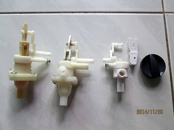 大家源TCY-5685溫熱開飲機止水開關(最右邊)