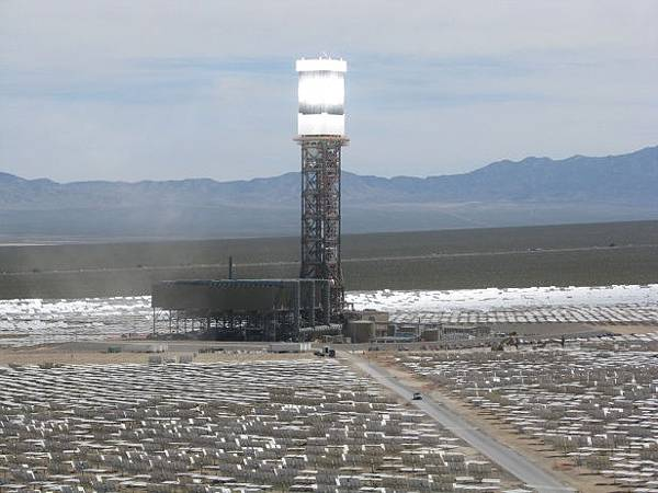 太陽熱能發電廠 (1)