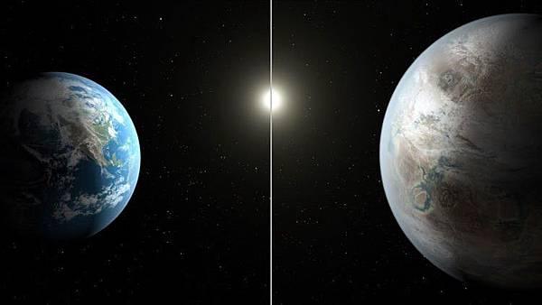 NASA 發現「另一顆地球」2015.07.24