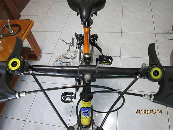 2016.08.24更換腳踏車變速器撥把21速 (18)