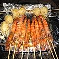烤肉當然一定要有我最愛的蝦子