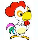12生肖(雞)