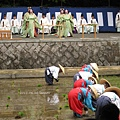 201106- (1) 京都伏見稻荷大社 植田祭