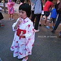 201106-- (6) 京都北野天滿宮 和服小孩