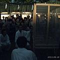 201106-- (8) 京都北野天滿宮 螢火蟲
