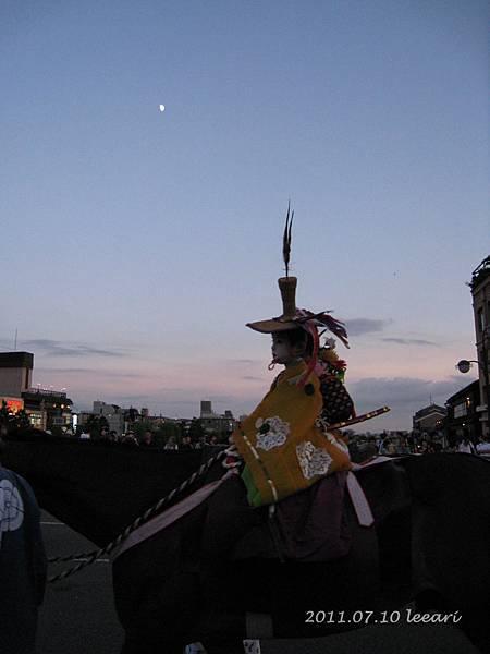 201107- (1) 京都祇園祭 前儀