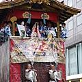 201107- (4)  京都祇園祭長刀鉾稚兒