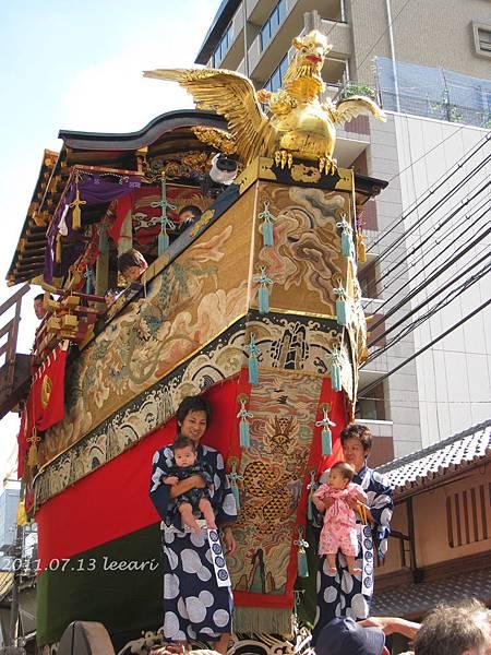 201107 (4) 京都祇園祭船鉾