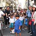 201107 (5) 京都祇園祭浴衣西瓜皮小男孩