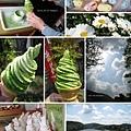 201104 (4) 京都宇治 抹茶冰淇淋 宇治神社