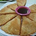 平鎮雲泰館月亮蝦餅