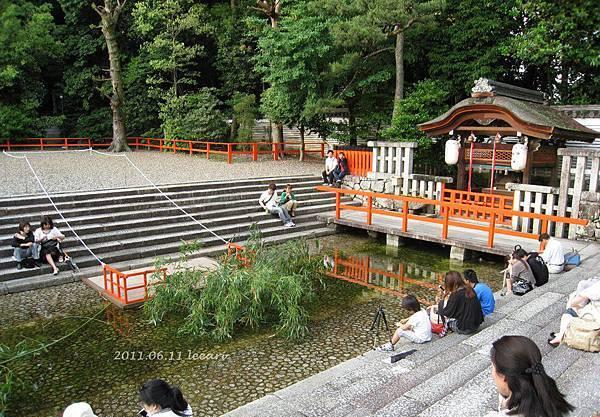 20110611 下鴨神社 第21回蛍火の茶会