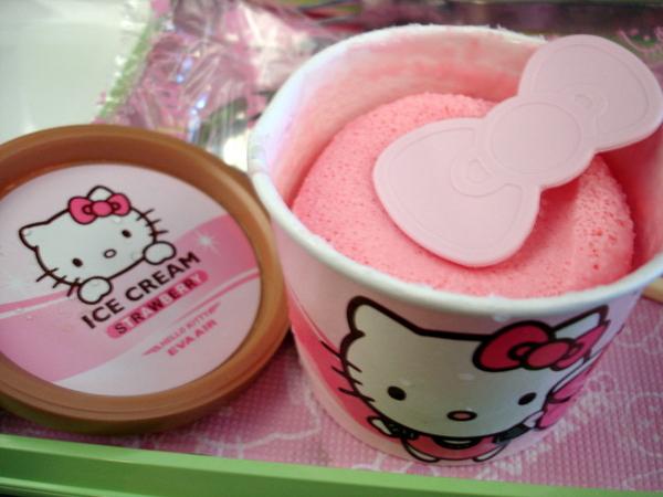 Kitty冰淇淋