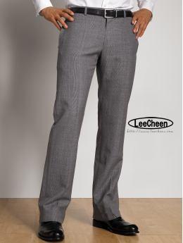 灰色西裝褲