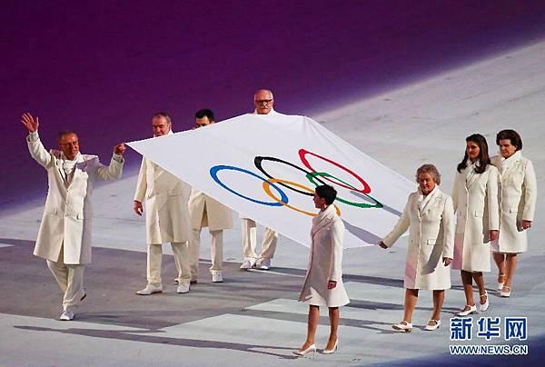 俄羅斯2014冬季奧運開幕