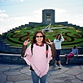 尼加拉公園的花鐘