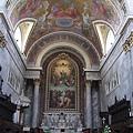 巴西利卡大教堂內