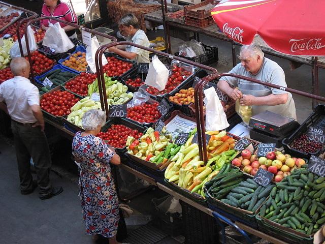 中央市場之交易情形
