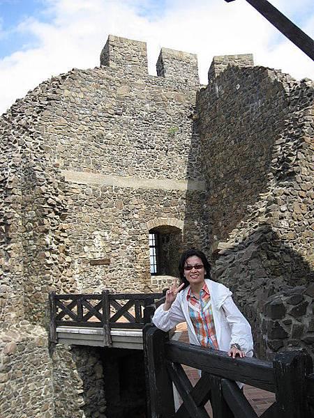 Holloko 城堡上