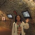 城堡內的展覽