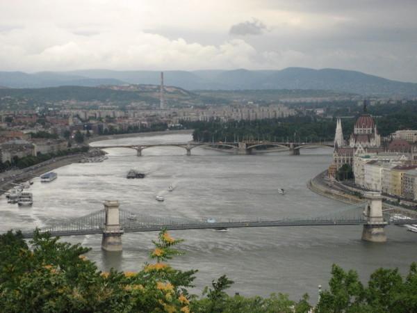 俯瞰Budapest 1