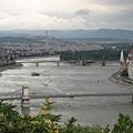 俯瞰Budapest