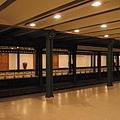 地鐵站月台
