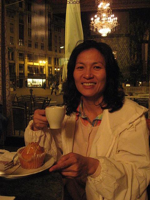 Gerbeaud 咖啡店內 2