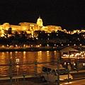 布達皇宮夜景