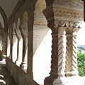 漁夫城堡之樑柱