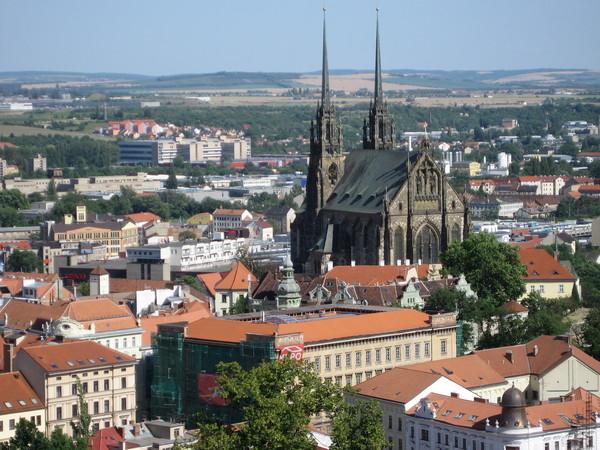 Brno 市區 1