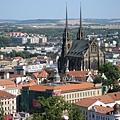 Brno 市區