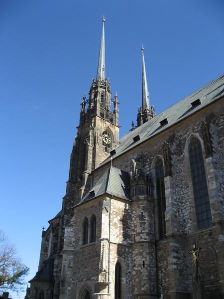 聖彼得 vs 聖保羅大教堂側面