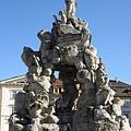 Parnasse 噴泉