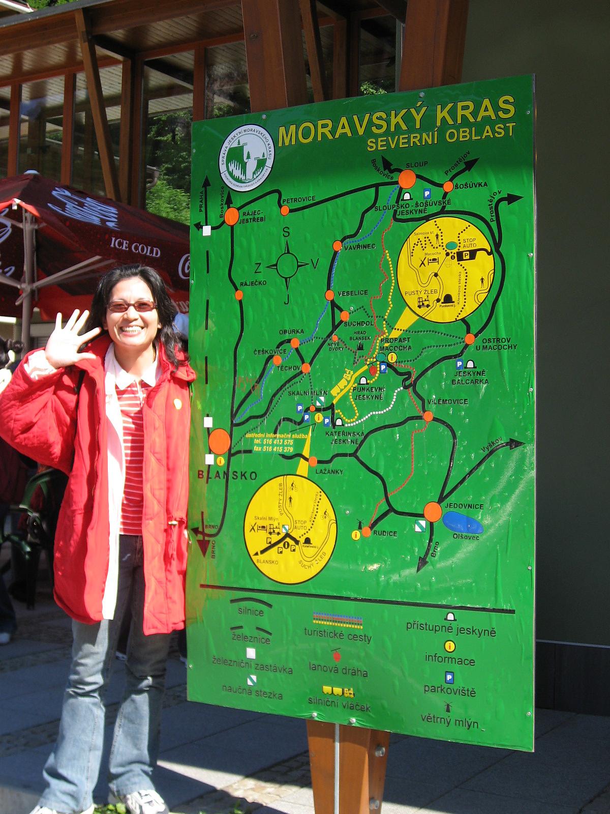 莫拉斯基夸斯的地圖 1