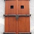 中古世紀的門