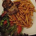 牛排+臘肉