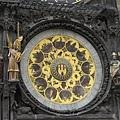 天文鐘--月曆