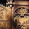 提恩大教堂內之木雕